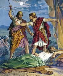 King David and King Saul